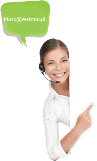 kontakt z firmą vestram